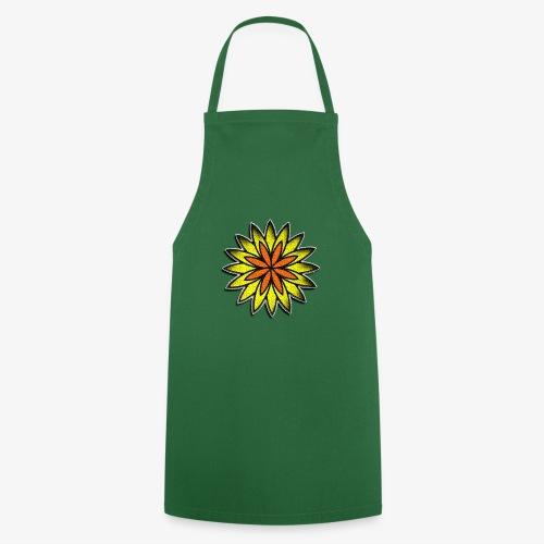 SOLRAC Sun - Delantal de cocina