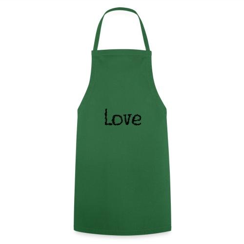 Love sketch - Kochschürze