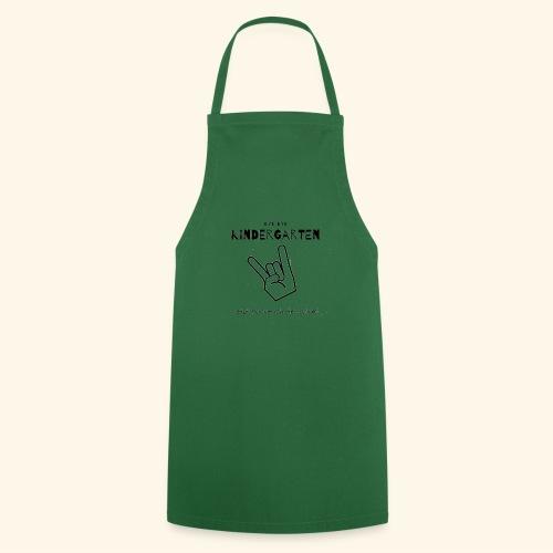 Bye Bye Kindergarten, jetzt rocke ich die Schule - Kochschürze