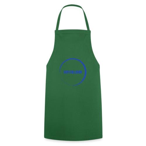 Dark Blue Logo - Cooking Apron