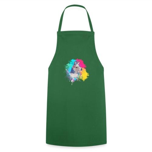 Colorful Llama - Forklæde