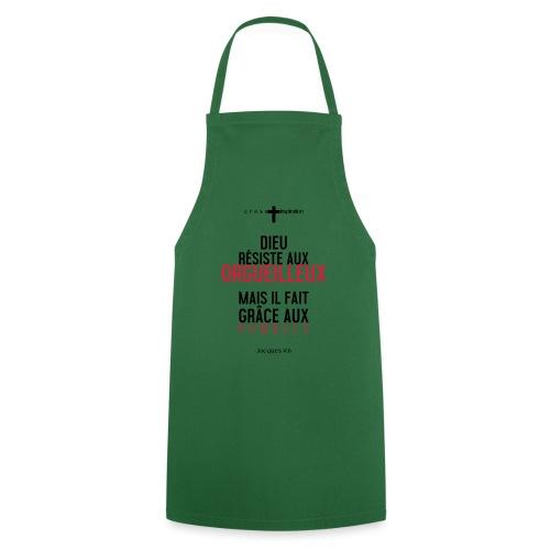 Humbles - Tablier de cuisine