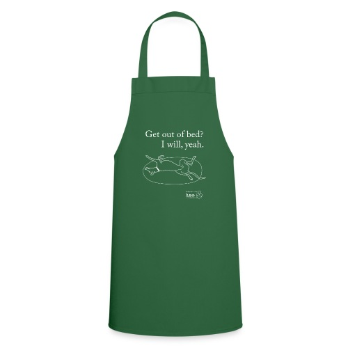 Greyhound roaching - Cooking Apron