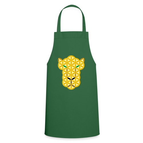 The Big Cat Of Life - Sacred animals, A01. - Cooking Apron