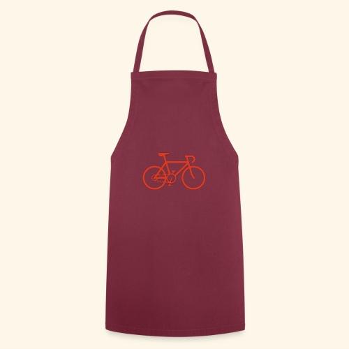 Rennrad, Race-Bike, Fahrrad - Kochschürze