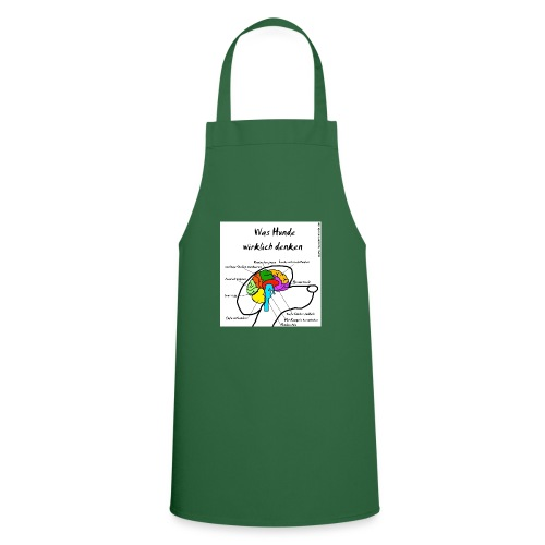 Hundepsychologie - Kochschürze