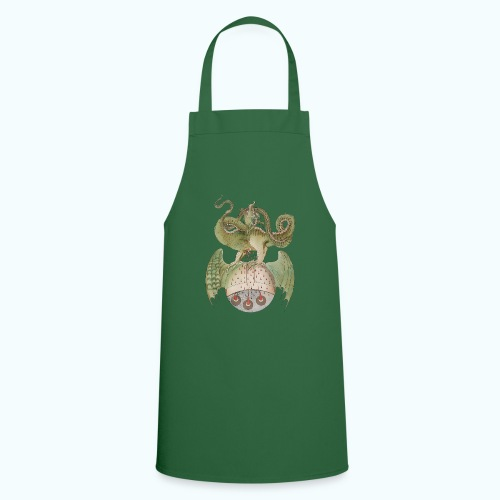 Middle Ages Dragon - Cooking Apron