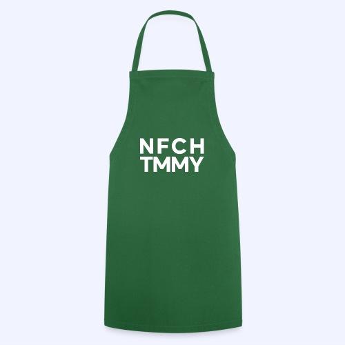 Einfach Tommy / NFCHTMMY / White Font - Kochschürze