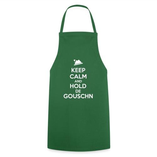 Vorschau: Keep calm and hold de Gouschn - Kochschürze