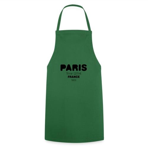 Paris FRANCE - Tablier de cuisine