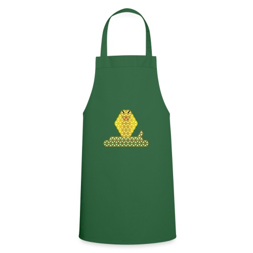 The Snake of Life - Sacred Animals, C01Y/G - Cooking Apron