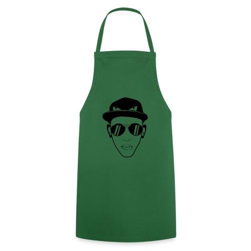 adhex cara - Delantal de cocina