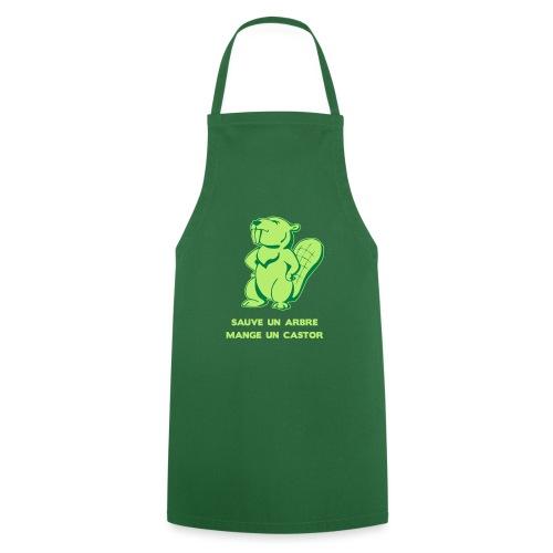 Castor - Tablier de cuisine