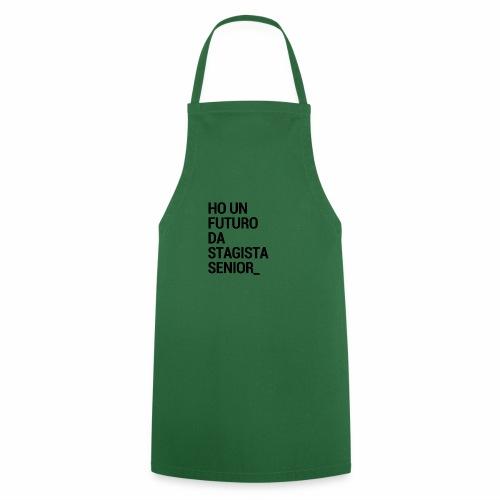 Stagista senior - Grembiule da cucina