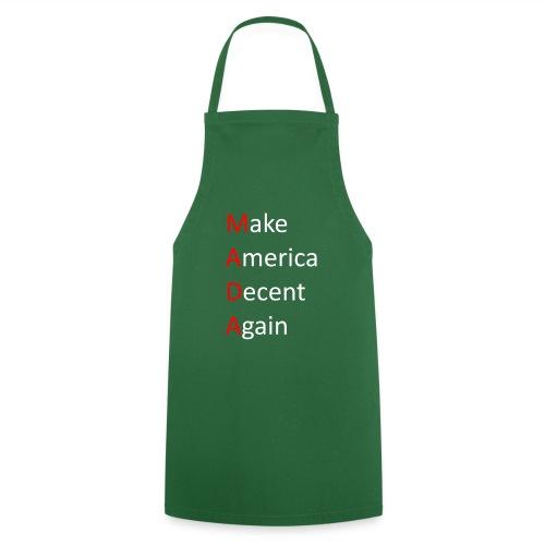 Make America Decent again - Forklæde