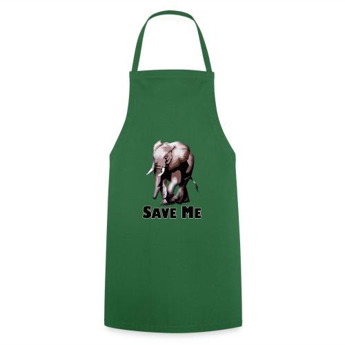 Elefant - SAVE ME - Kochschürze