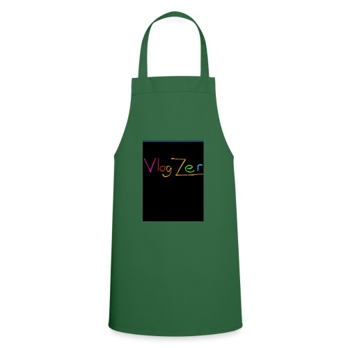 Womens V neck black New - Cooking Apron