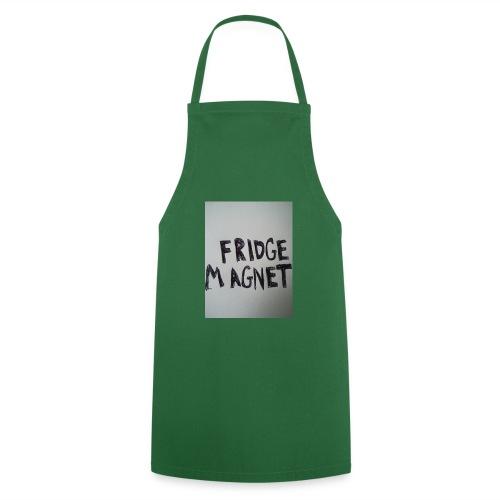Fridge magnet - Cooking Apron