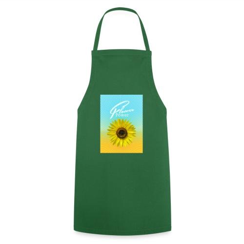 Sonnenblume Sommer Sonnenstrahlen glücklich hygge - Cooking Apron