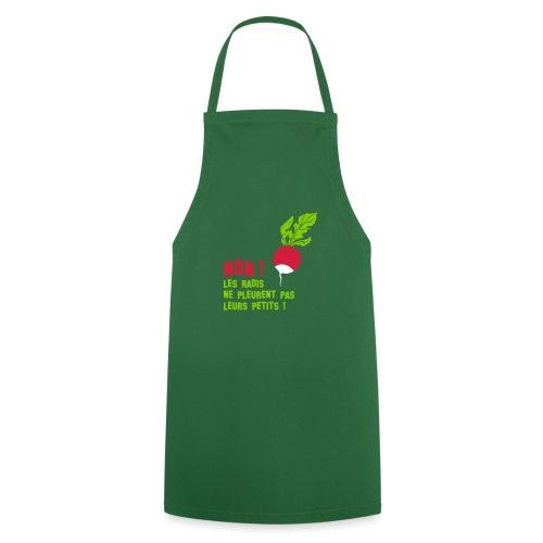 radis - Tablier de cuisine