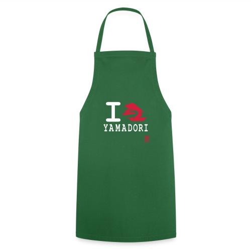 I love YAMADORI - Tablier de cuisine