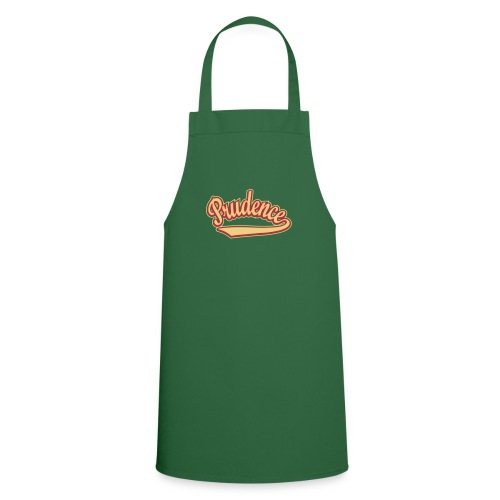 Prudence - T-shirt personalised with your name - Cooking Apron