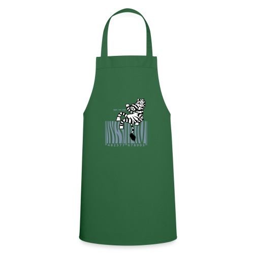 Zebra Code - Cooking Apron