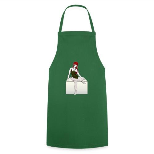 Modella - Grembiule da cucina
