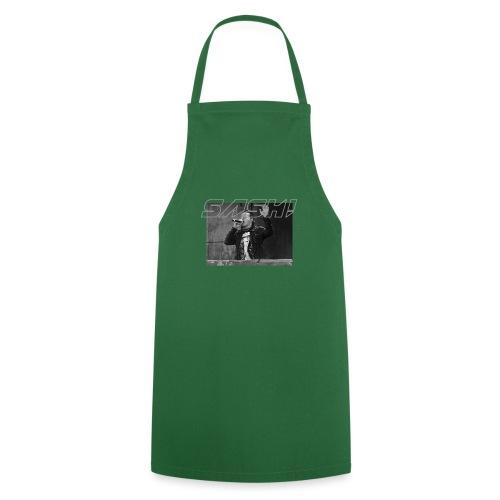 SASH! Empty Logo - Cooking Apron