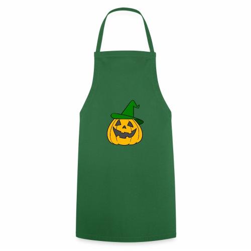 Halloween citrouille - Tablier de cuisine
