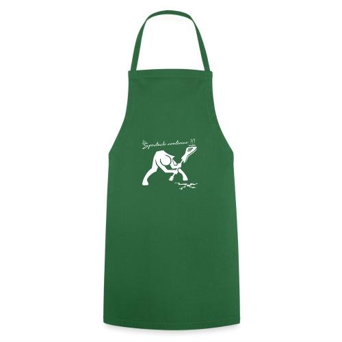 LeSpectacleCotinue logo - Tablier de cuisine