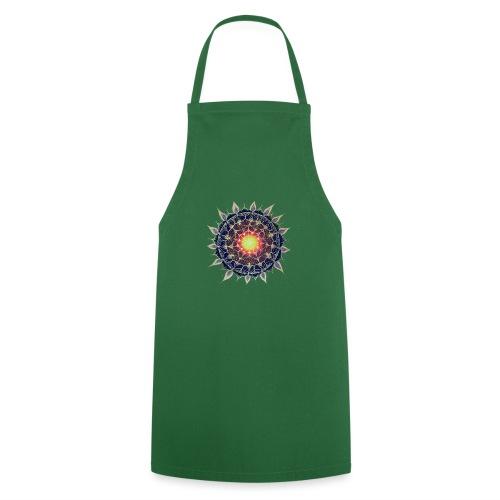 SoulArt-Mandala Neues Leben - Kochschürze