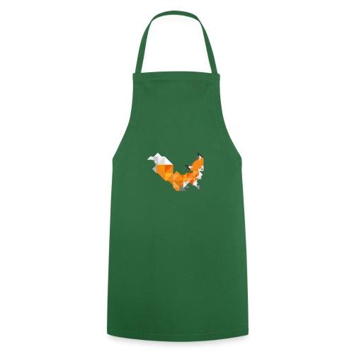 Foxy Triangle - Kochschürze