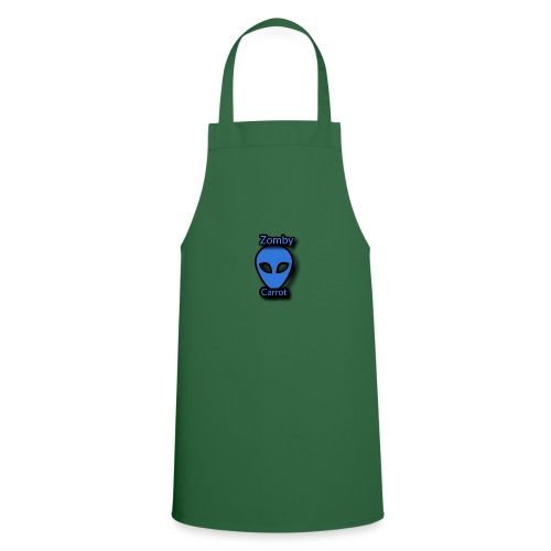 Zomby Carrot merch - Cooking Apron