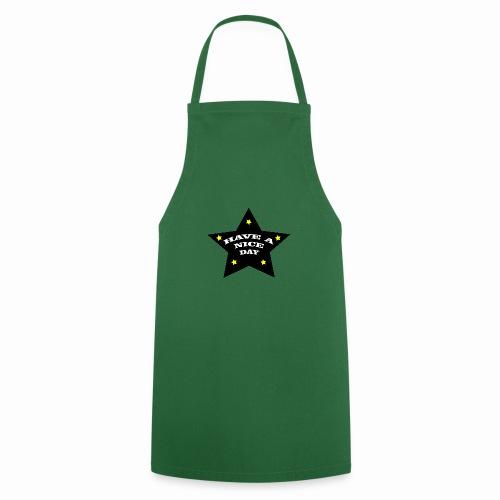 Have a nice Day stern - Kochschürze