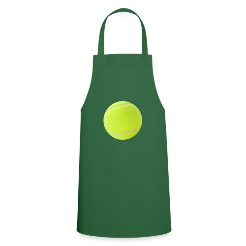 Pelota Padel / Tenis - Delantal de cocina