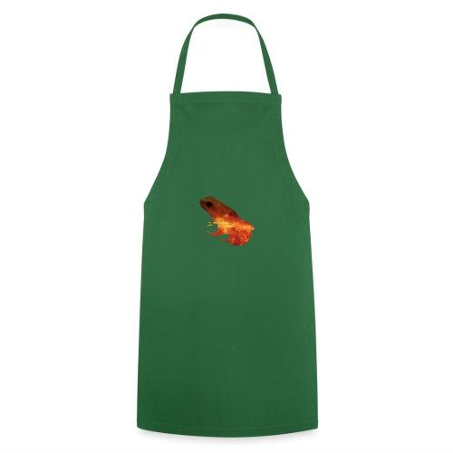 rana a doppia esposizione - Grembiule da cucina