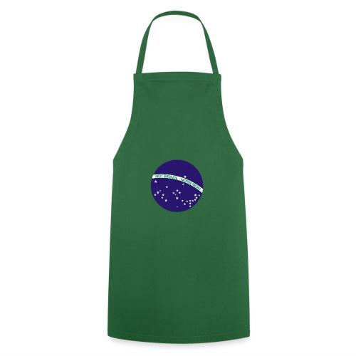 Not Brazil - Norn Iron (Brazil flag) - Cooking Apron