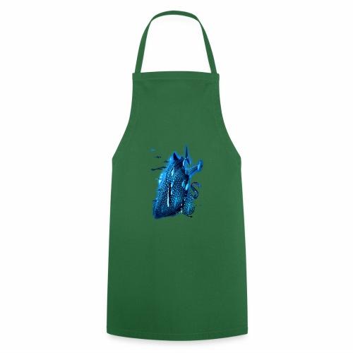 Piel ballena / Whale skin - Delantal de cocina