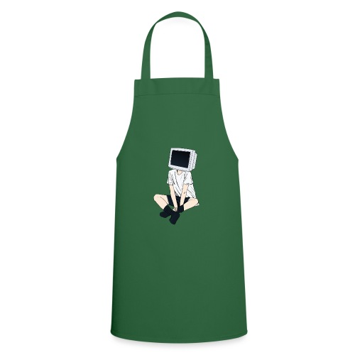 Monitor Head 3 - Cooking Apron