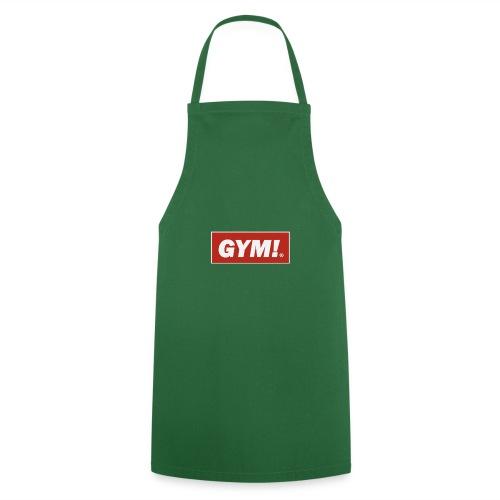 gimnasio - Delantal de cocina