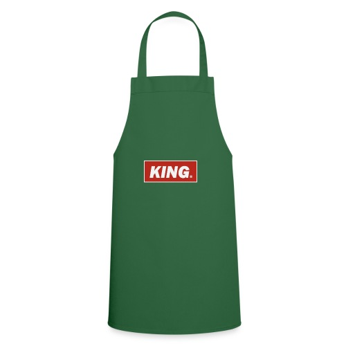King, Queen, - Cooking Apron