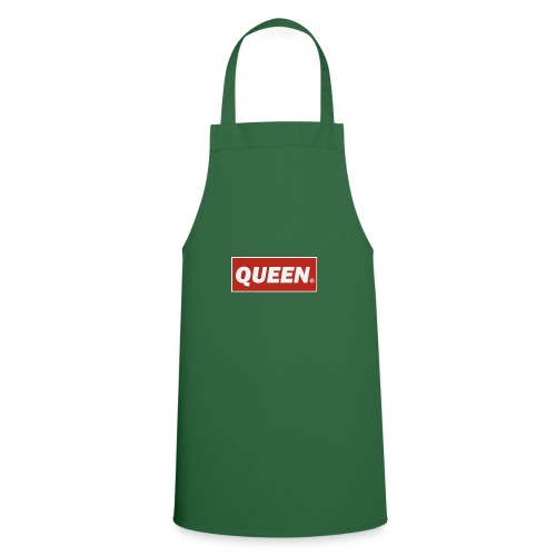Queen, King - Cooking Apron