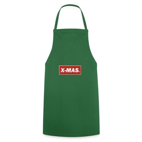 X Mas - Delantal de cocina