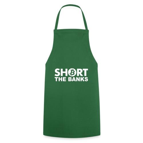 Short banks - Kochschürze