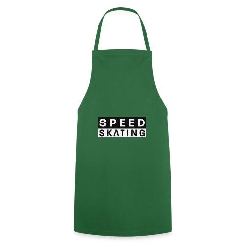 Speedskating Schrift - Kochschürze