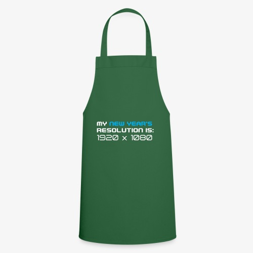 Resolution - Cooking Apron