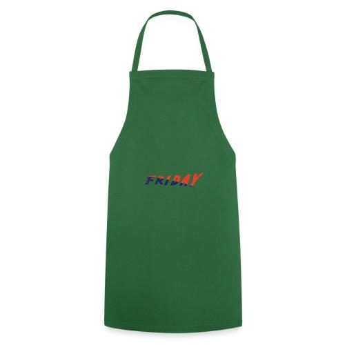 friday - Kochschürze