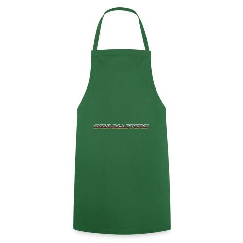 DrumMasterz Schriftzug - Kochschürze