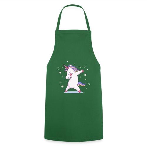 kids unicorn dab - Kochschürze